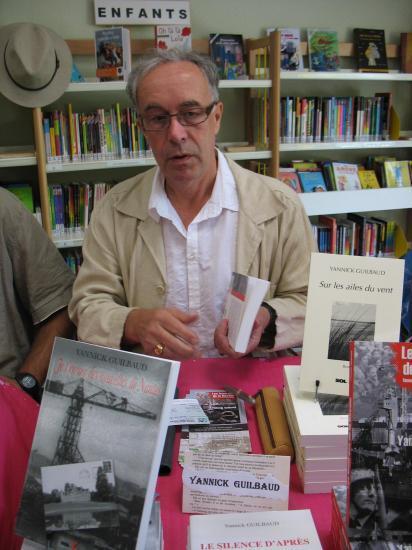Librairie de Petit Mars  11/09/2010